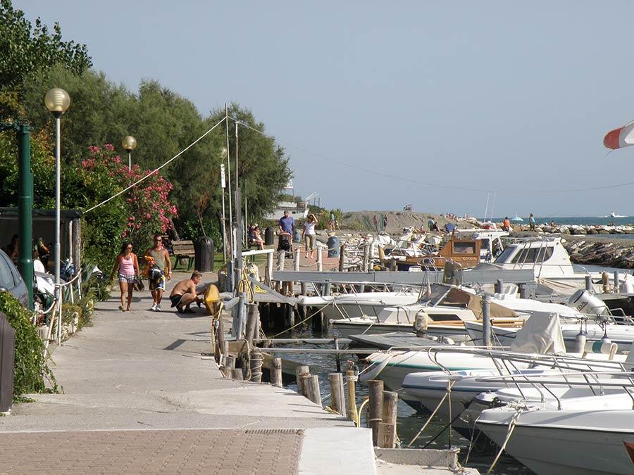 Ristorante Bagno San Marco Fiumaretta : Fiumaretta magratal online buchen