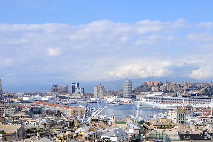 Genoa Gulf, Genoa Gulf - Reserve your hotel in Liguria
