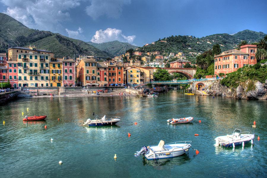 Nervi, Genoa Gulf - Reserve your hotel in Liguria