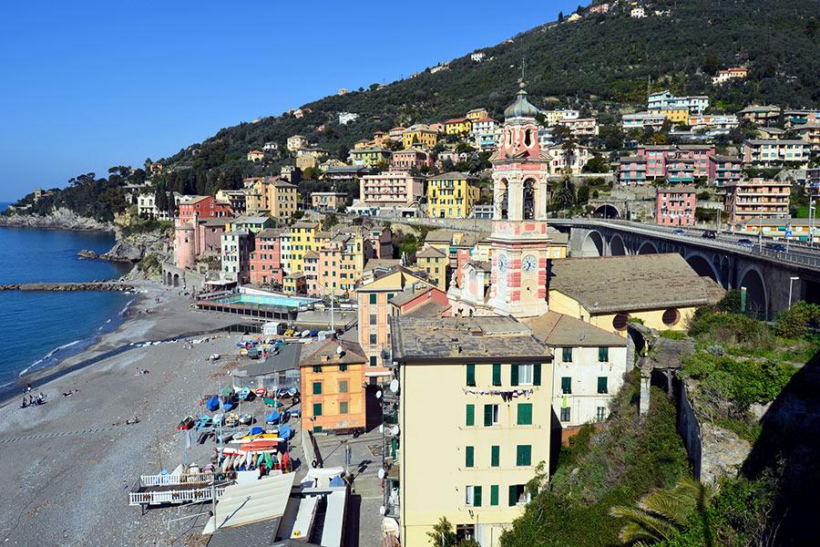 Sori, Paradise Gulf - Reserve your hotel in Liguria